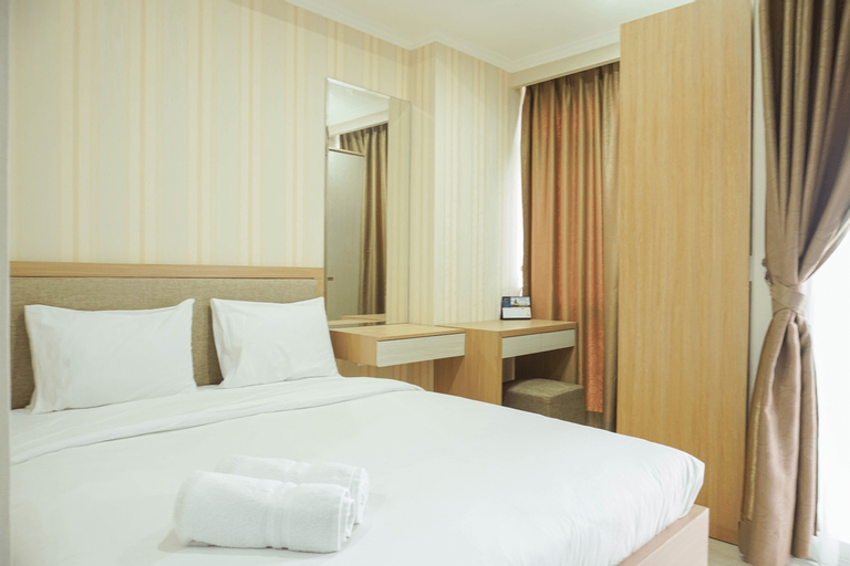 Tranquil and Well Appointed Studio Apartment at Menteng Park By Travelio, Jakarta Pusat