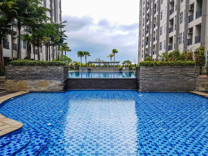 New Furnished 1BR Saveria Apartment near BSD City By Travelio, Tangerang Selatan