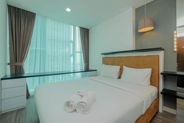 Elegant 1BR at Brooklyn Apartment near Alam Sutera By Travelio, Tangerang Selatan