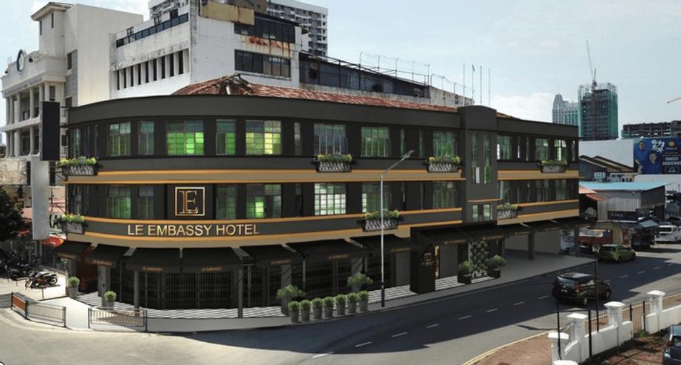 Le Embassy Hotel Georgetown, Pulau Penang