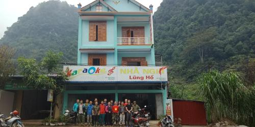 Lung Ho motel, Yên Minh