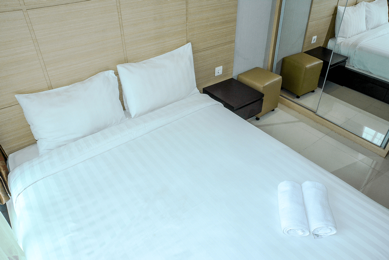 The Royal 2BR St. Moritz Apartment By Travelio, Jakarta Barat