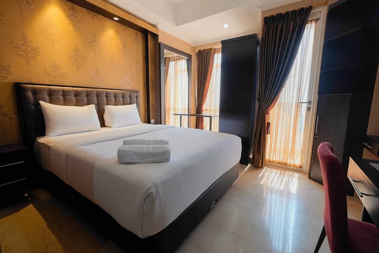 Exquisite Studio Menteng Park Apartment By Travelio, Jakarta Pusat