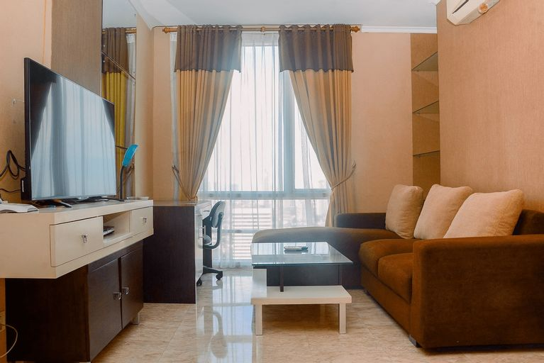 Strategic Location 2BR Apartment at FX Residence By Travelio, Central Jakarta