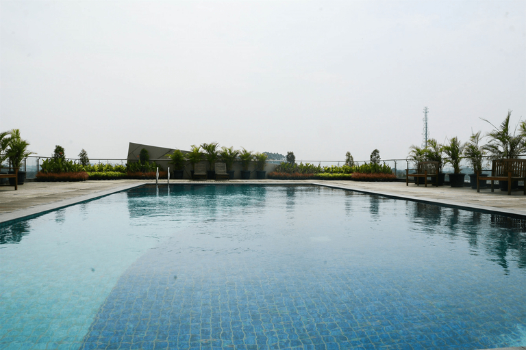 Cozy Studio Tree Park Apartment near ICE BSD City By Travelio, Tangerang Selatan