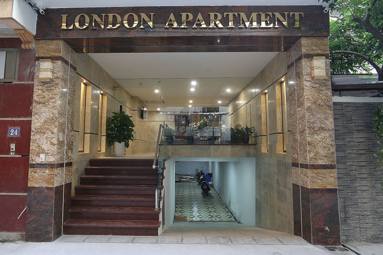 London Hotel & Apartment, Cầu Giấy