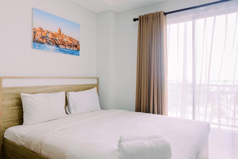Brand New Compact Modern Studio Springwood Apartment By Travelio, Tangerang