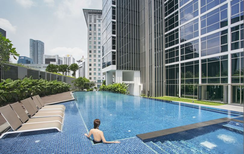 Ascott Orchard Singapore (SG Clean Certified), Orchard
