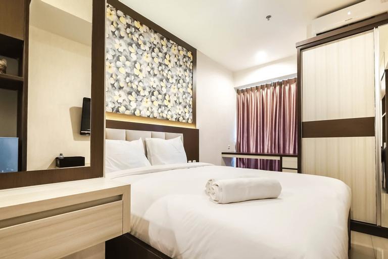 City View Studio Apartment @ Grand Kamala Lagoon By Travelio, Bekasi
