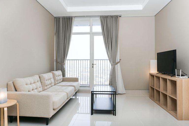 Best Location 2BR Ciputra International Apartment By Travelio, West Jakarta