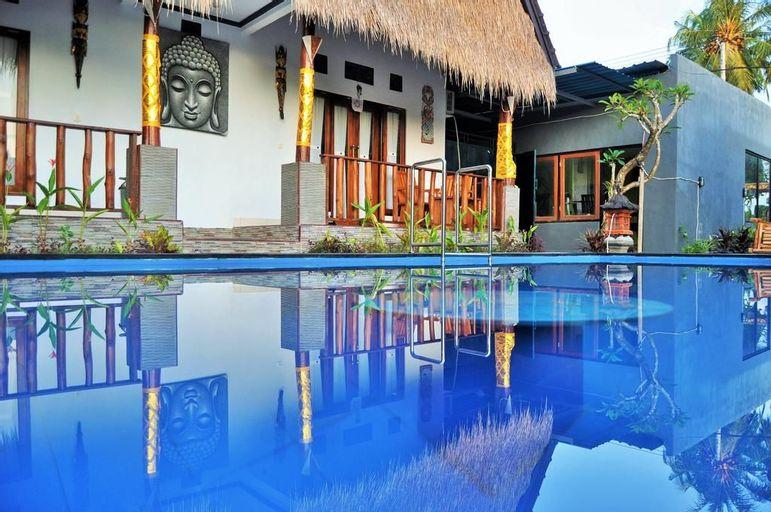 D Kubon Palace, Klungkung