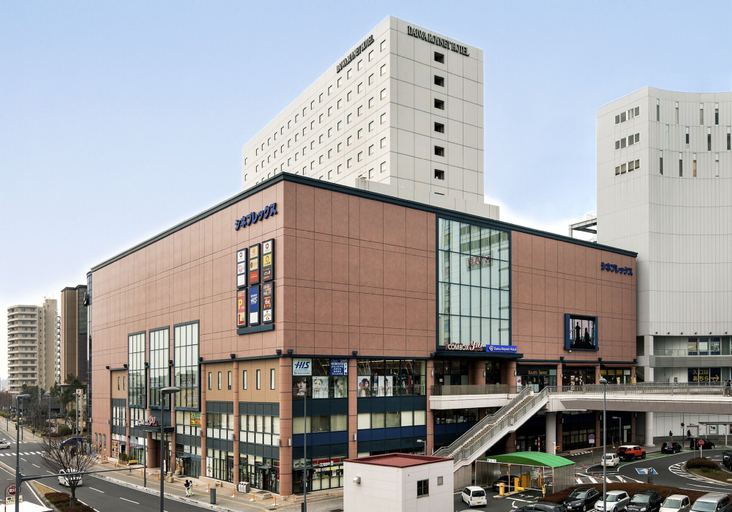 Daiwa Roynet Hotel Mito, Mito