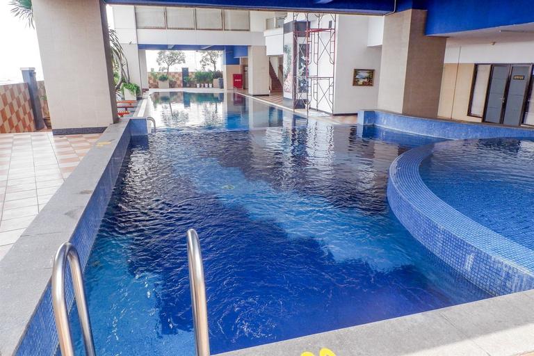 Convenient Studio Mangga Dua Apartment By Travelio, Jakarta Pusat