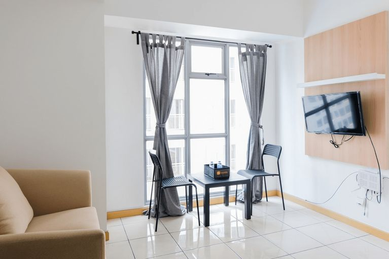 New Furnished 1BR Apartment at M-Town Residence Serpong By Travelio, Tangerang