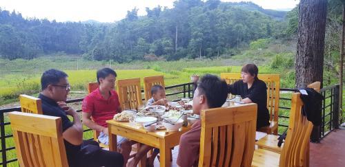 Bac Ha Threeland homestay, Bắc Hà