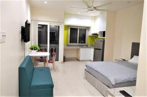 A apartment, Quận 1