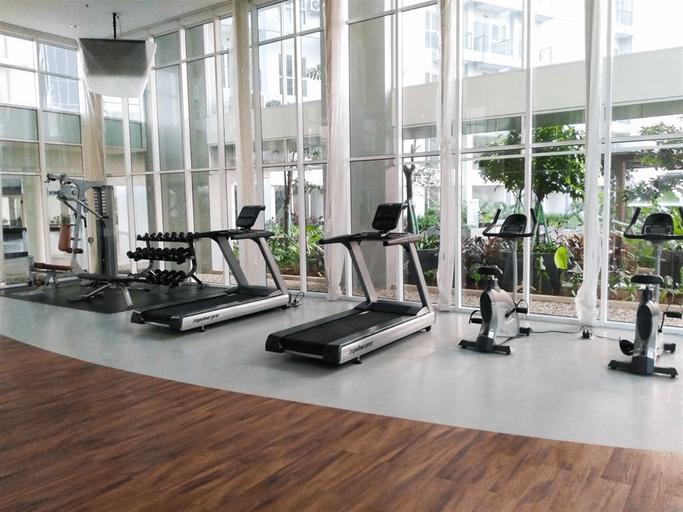 Homey Studio Room at Casa De Parco Apartment By Travelio, Tangerang Selatan
