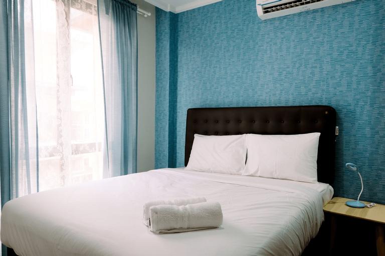 Cozy 1BR Asatti Apartment at Vanya Park By Travelio, Tangerang
