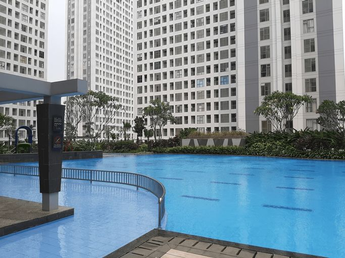 Comfortable 2BR Apartment at M-Town Residence By Travelio, Tangerang