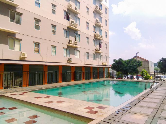Best Price 2BR East Park Apartment By Travelio, East Jakarta