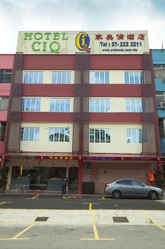 Hotel CIQ @ Jalan Lumba Kuda, Johor Bahru