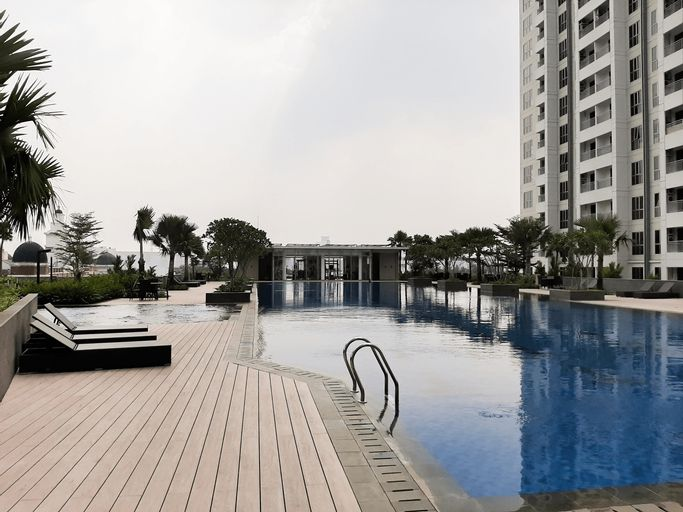 Elegant 2BR Apartment at M-Town Signature near Shopping Mall By Travelio, Tangerang