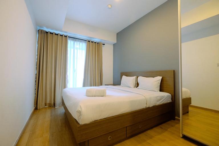 Strategic 1BR Casa Grande Apartment near Kota Kasablanka Mall By Travelio, South Jakarta