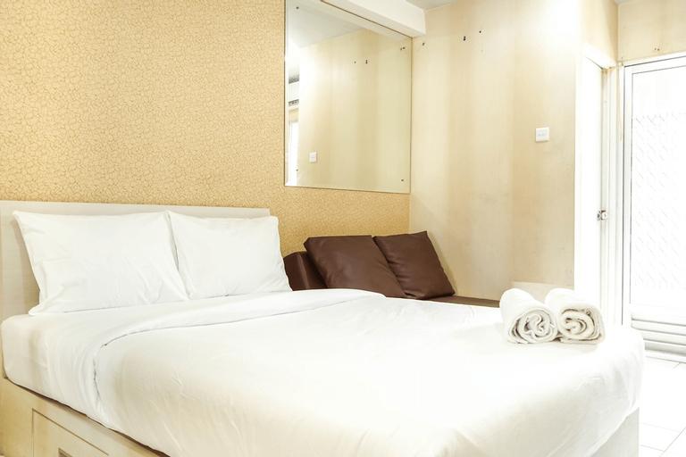 Cozy Studio Room Kalibata City Apartment By Travelio, Jakarta Selatan