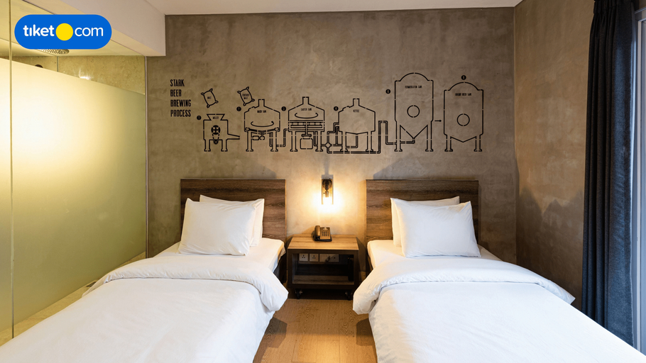 Stark Boutique Hotel and Spa Bali, Badung