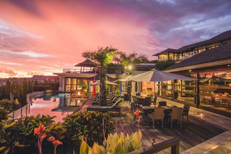 Luxury Clifftop Villas of Bali, Badung