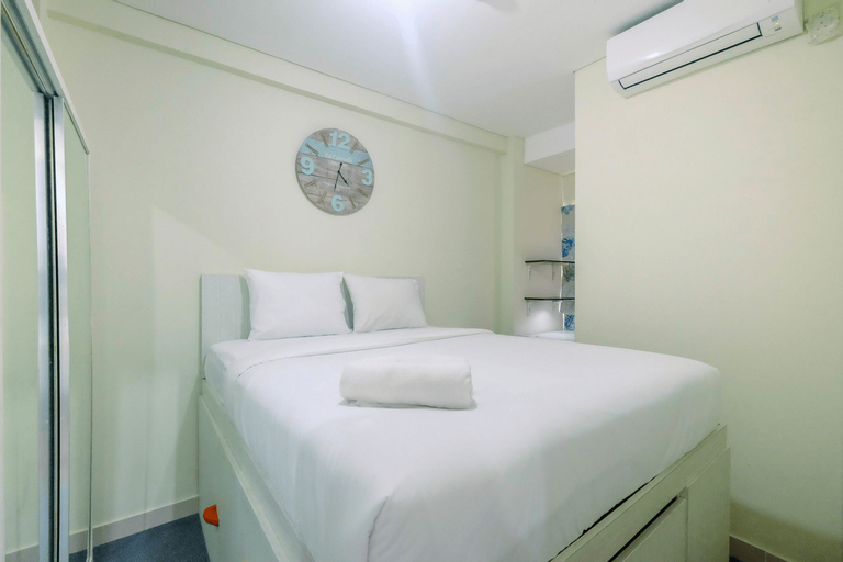 2BR Apartment at Grand Icon Caman with Pool View By Travelio, Bekasi