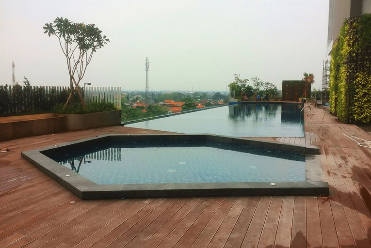 Spacious Studio Apartment at Springwood Residence By Travelio, Tangerang