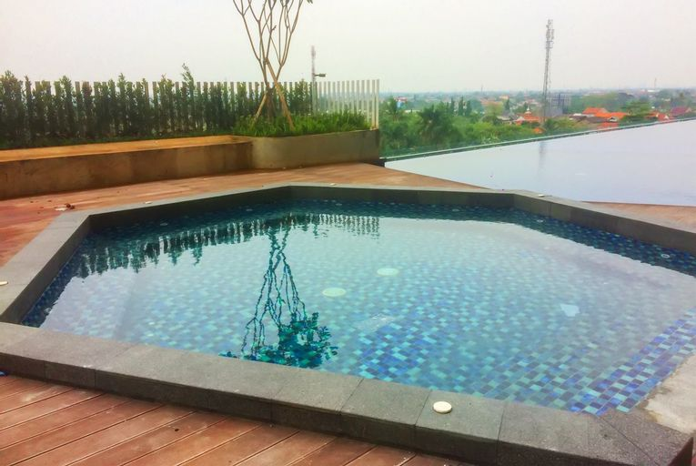 Best Price Studio Apartment at Springwood Residence By Travelio, Tangerang