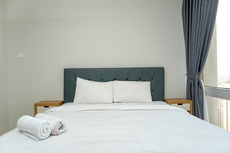 Cozy 2BR @ The Masterpiece Condominium Epicentrum Apartment By Travelio, Jakarta Selatan