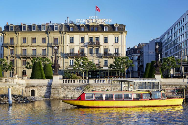 Angleterre Geneva, Genève
