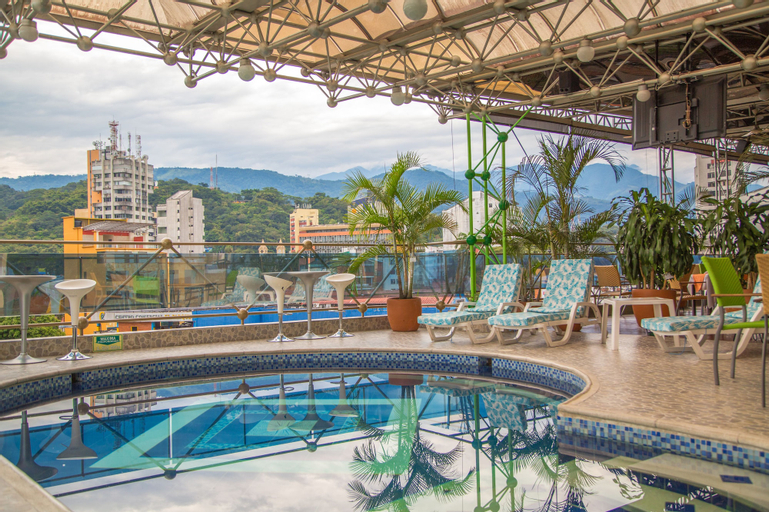 Hotel Villavicencio Plaza, Restrepo