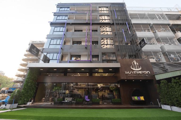 Sovereign Group Hotel at Pratunam, Ratchathewi
