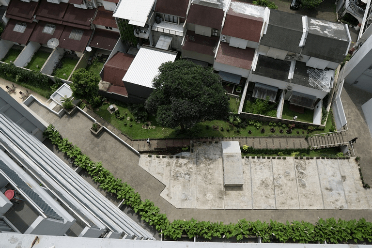 Spacious 1BR Dago Suites Apartment By Travelio, Bandung