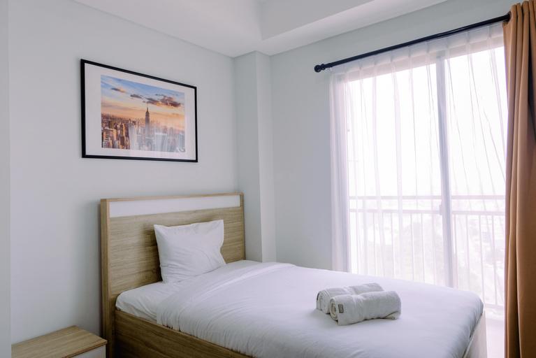 Best Price Studio Apartment at Springwood Residence By Travelio, Tangerang