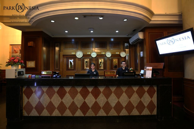PARK NESIA ROYAL REGAL HOTEL JAKARTA - MANGGA BESAR, Jakarta Barat