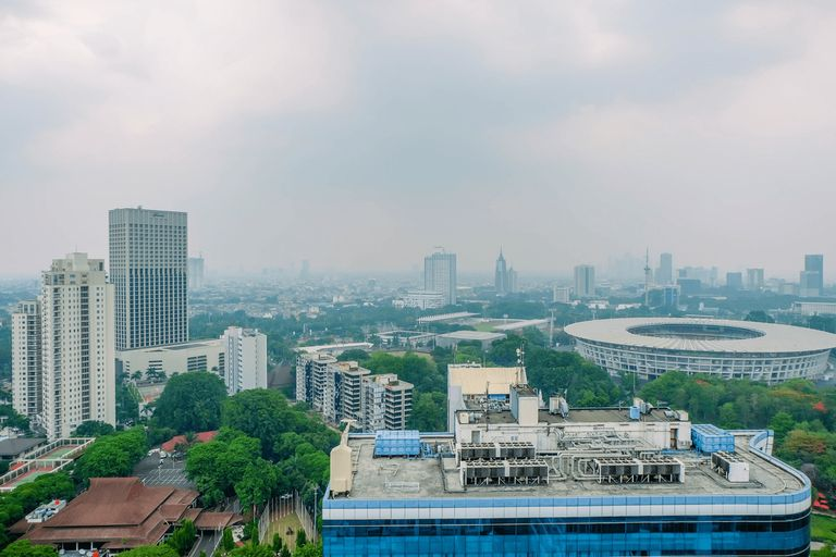 Strategic 2BR Apartment with City View at FX Residence By Travelio, Central Jakarta