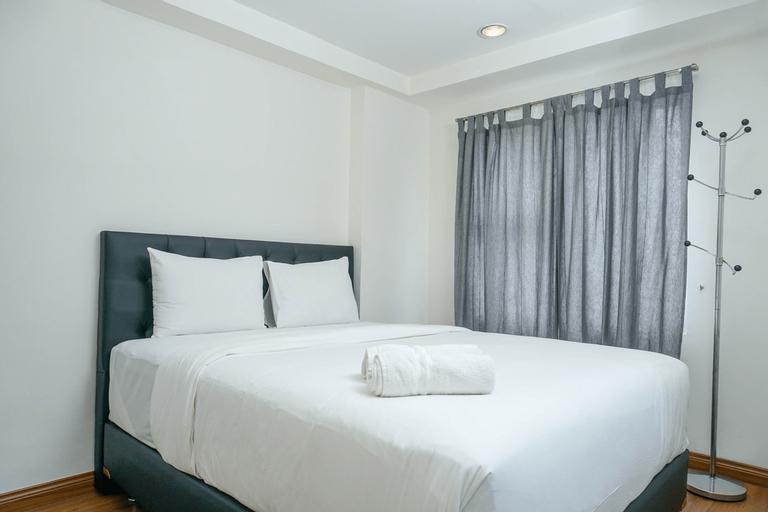 Best Spacious Studio Belmont Residence Puri Apartment By Travelio, Jakarta Barat