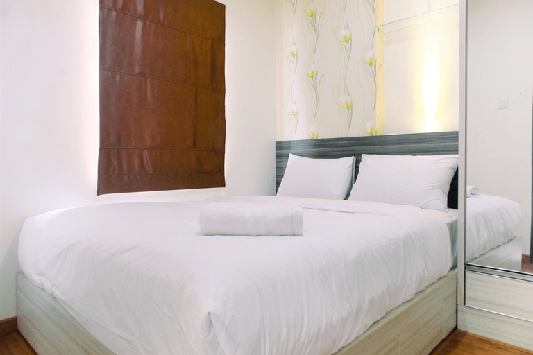 Best Unit 1BR and Modern Northland Apartment By Travelio, North Jakarta