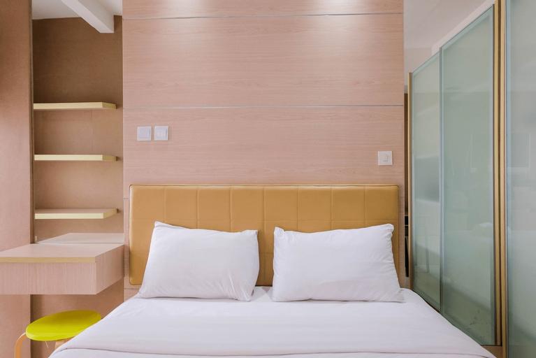 Functional Studio Apartment at Tamansari Skylounge By Travelio, Tangerang