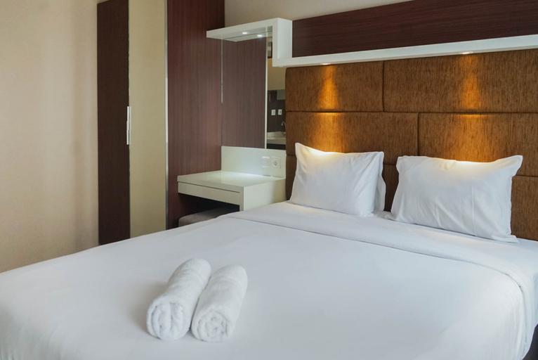 Best Price Studio Apartment at Signature Park Grande By Travelio, South Jakarta