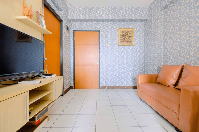 Simply and Homey 2BR @ Casablanca East Apartment By Travelio, Jakarta Timur