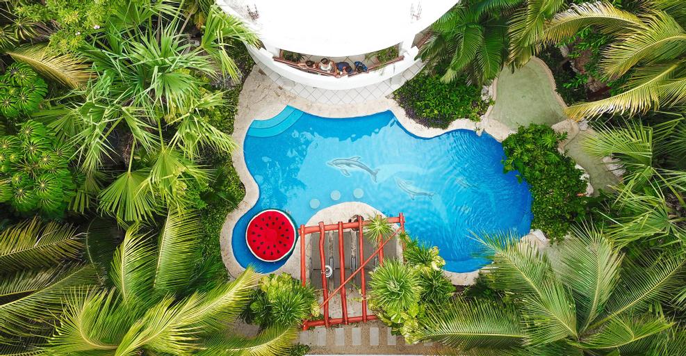 Hotel Hulku, Cozumel