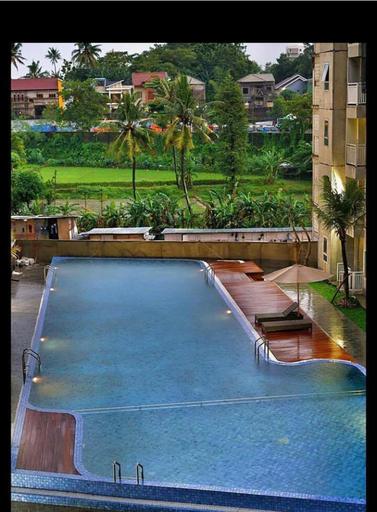 Studio Room C821 At Malioboro City Apartemen by Jowo Klutuk, Yogyakarta