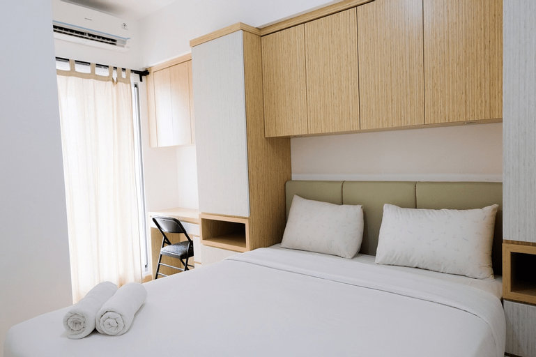 Comfy 2BR at M Town Residence Apartment by Travelio, Tangerang