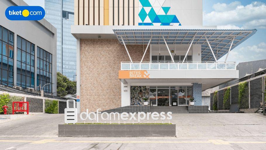 Dafam Express Jaksa Jakarta, Jakarta Pusat